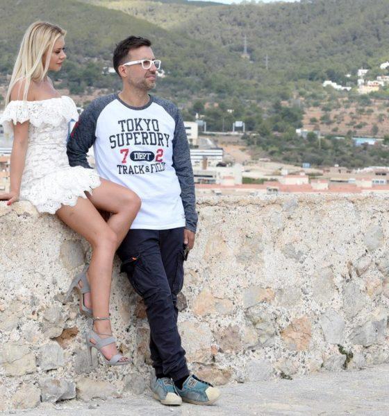 DJ Adamus i Ola Ciupa na Ibizie !