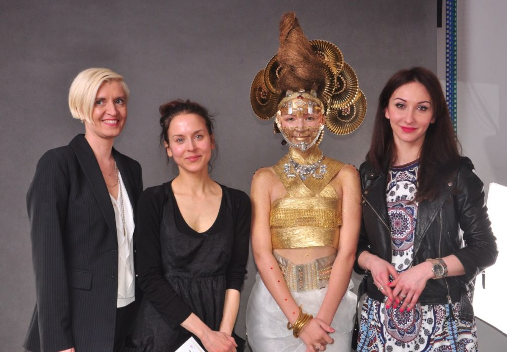 Agata Manowska, Noemi Groblewska modelka Dana Sakaieva, Sylwia Shiffman