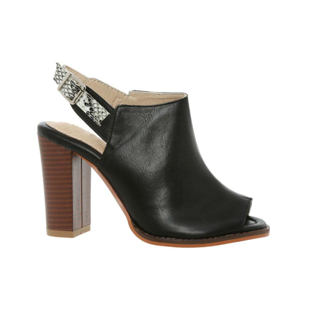TK_Maxx_Czarne buty z odkrytymi palcami na obcasie_84.99zł