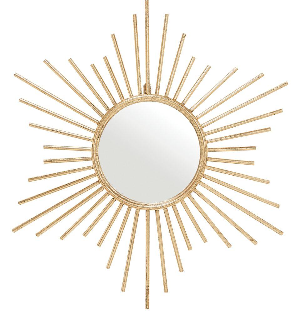 TK_Maxx_Lustro w kształcie słońca_169.99zł