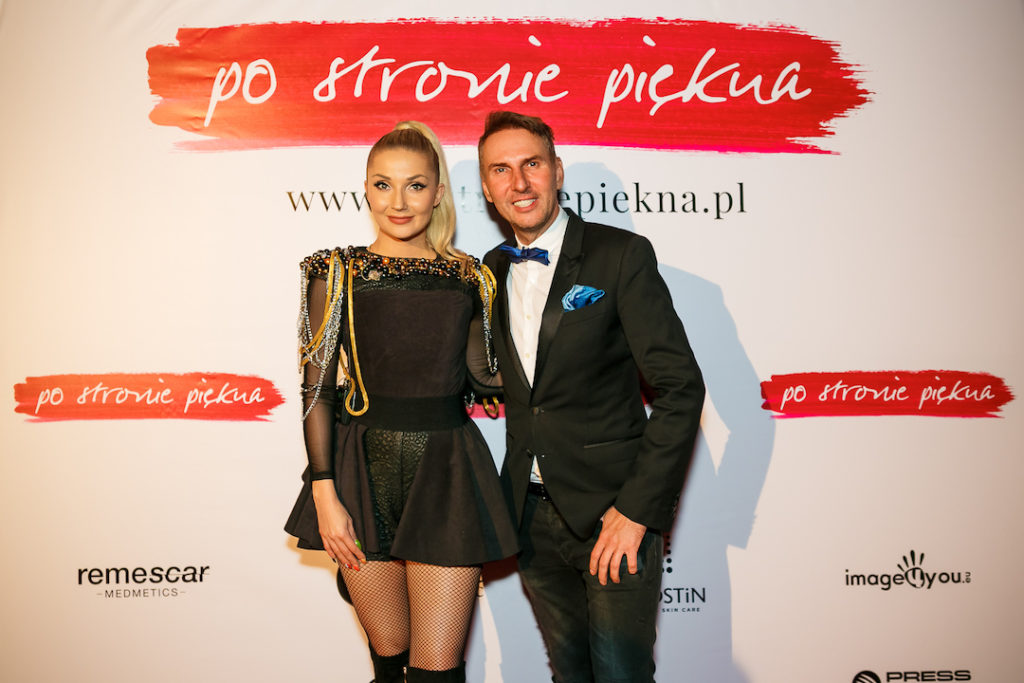 Cleo i Dr Krzysztof Gojdz, fot. Bartko Debkowski_Kreatyw!Media