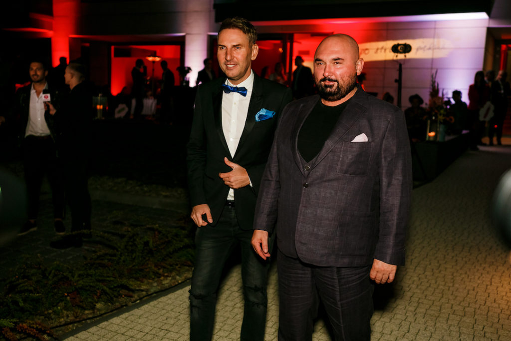Dr Krzysztof Gojdz i Patryk Vega, fot. Bartko Debkowski_Kreatyw!Media
