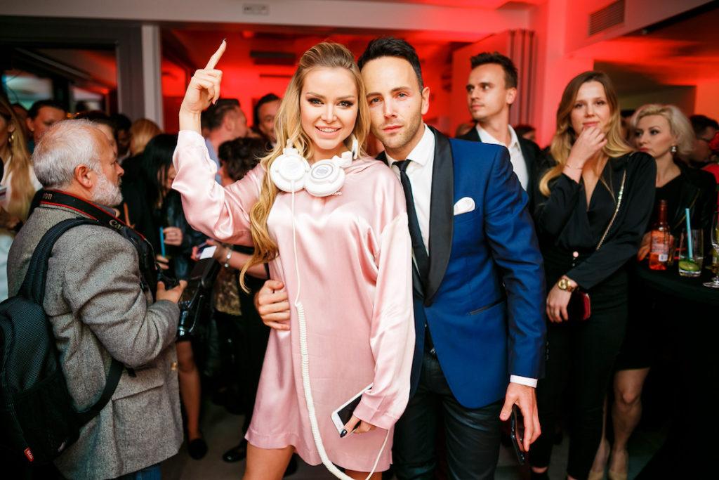 Ola Ciupa i Marcin Roznowski, fot. Bartko Debkowski_Kreatyw!Media