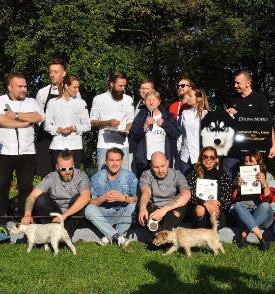 Master Chefs 4 Dogs w Endorfinie na Foksal