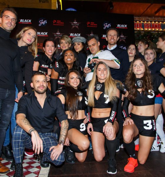 Black Energy Drink – Tytularnym Sponsorem LFL All-Star Tour Poland 2018