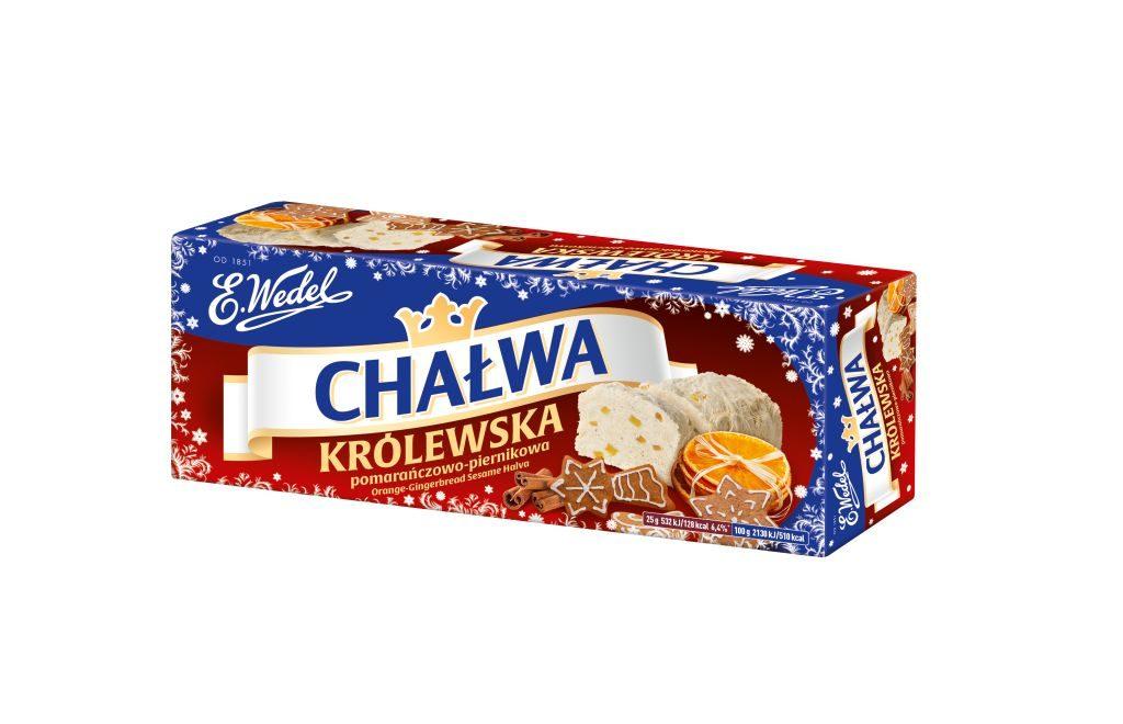 WEDEL_Chalwa pomaranczowo-piernikowa