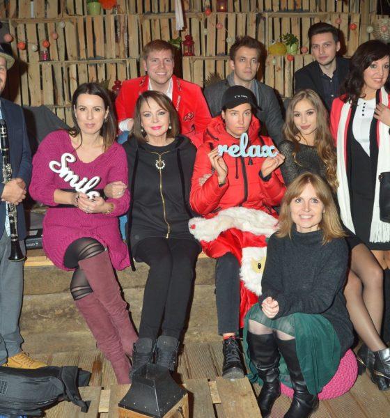 Thomas Martin i przyjaciele w nowym świątecznym clipie !