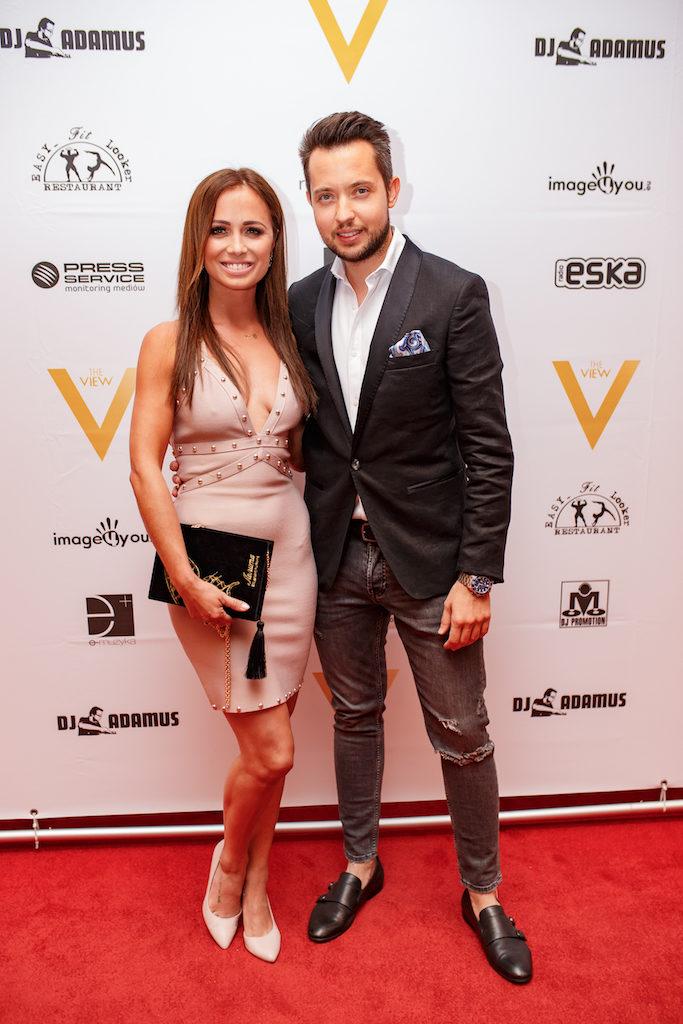 Agnieszka Mrozinska i Alex Caprice, fot. Alex Kibuk