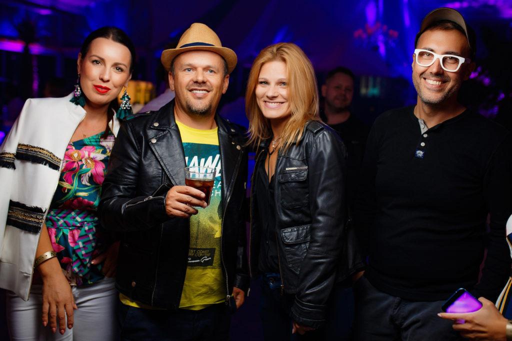 Eliza Gwiazda, KASA, Anna Glogowska, DJ Adamusfot. Alex Kibuk