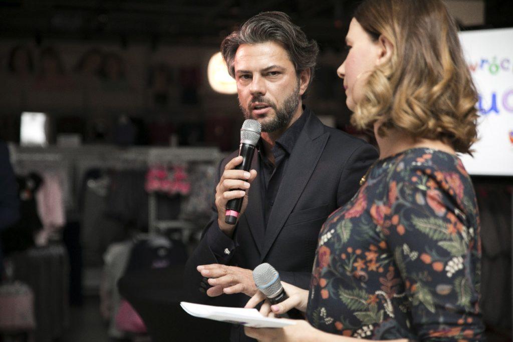 Karolina Malinowska i Olivier Janiak