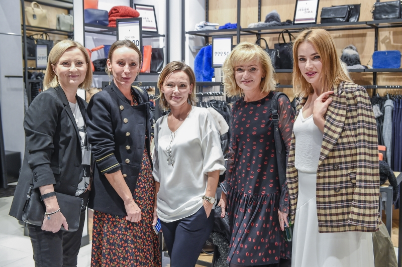 scena z: Anna Dereszowska, Izabela Kuna, Joanna Pronobis, Katarzyna Żak, fot. Jacek Kurnikowski/AKPA