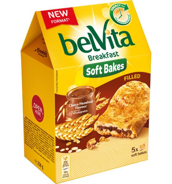 BelVita Soft Bakes Filled – miękka nowość  z pysznym nadzieniem