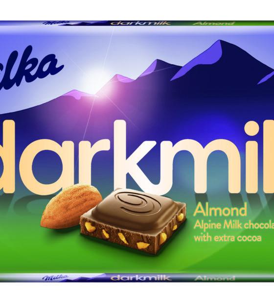 Nowa czekolada jakiej jeszcze nie było  – Milka darkmilk!