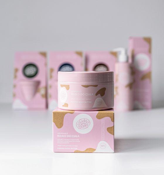 BodyBoom z nową linią peelingów i kosmetyków do pielęgnacji ciała już w sprzedaży!