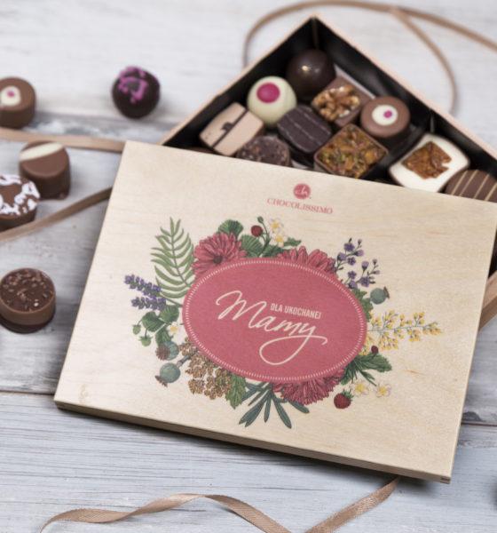 Chocolissimo – idealny prezent na dzień MAMY czekoladki z jej zdjęciem!